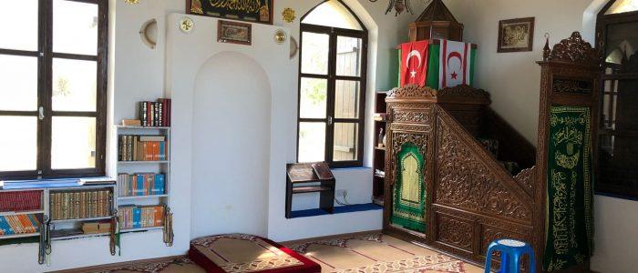 Bes Parmak Koyu – Bes Parmak Camii – North Cyprus2