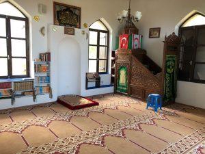 Bes Parmak Koyu - Bes Parmak Camii - North Cyprus3