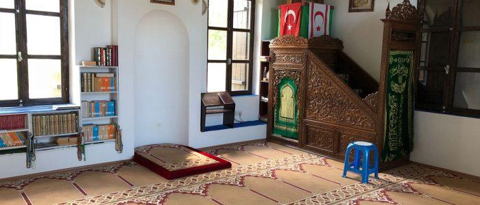 Bes Parmak Koyu – Bes Parmak Camii – North Cyprus3