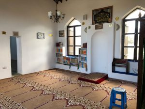 Bes Parmak Koyu - Bes Parmak Camii - North Cyprus4
