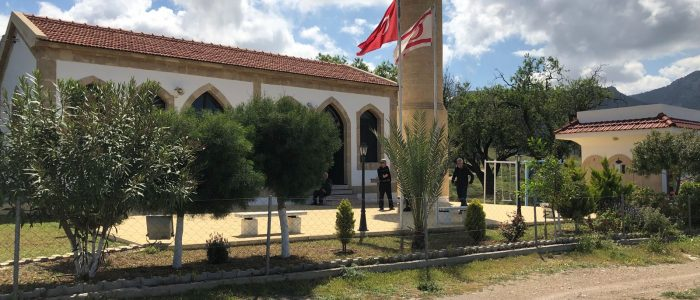 Bes Parmak Koyu – Bes Parmak Camii – North Cyprus6
